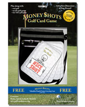 Money Shots Golf Card Game